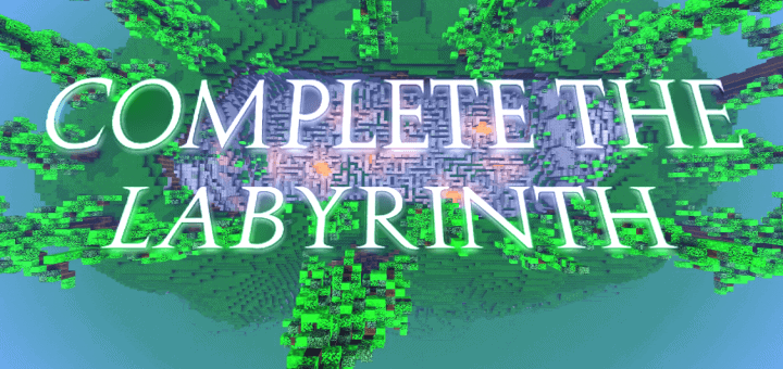Complete the Labyrinth