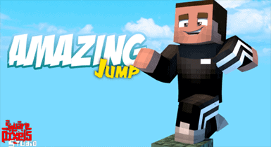 Amazing Jump Parkour | Maps for Minecraft Pe