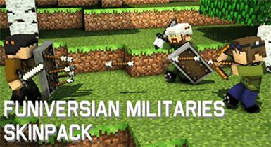 Funiversian Militaries Skin
