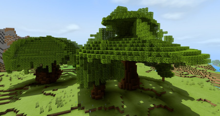 Instant Structure Addon