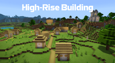 -94440: High-Rise Building in a Village