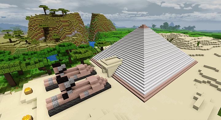 Ancient Egypt City