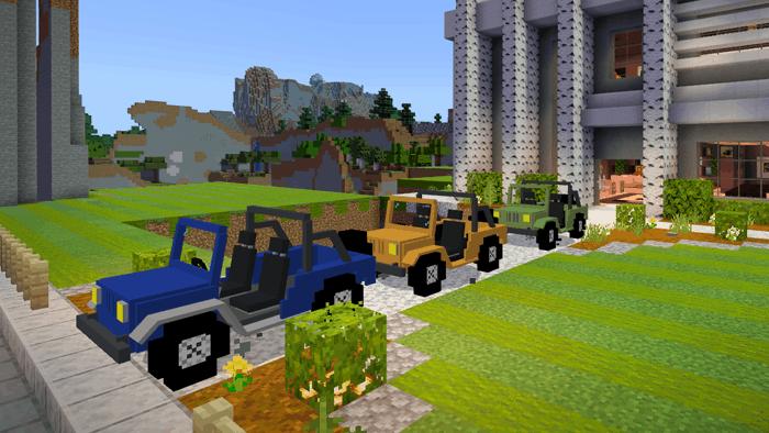 Jeep Addon