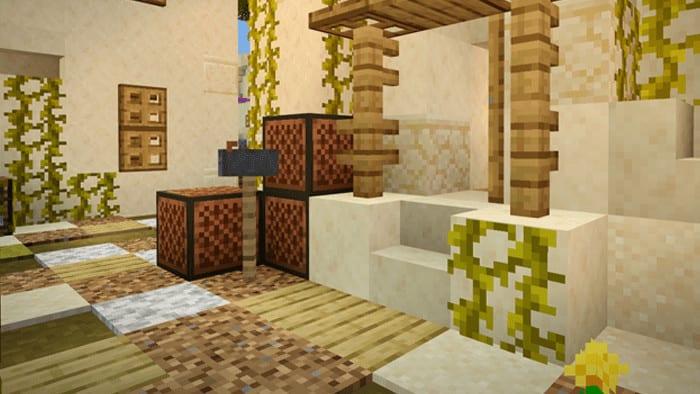 Potopo furniture addon