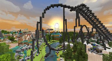 Thorpe Park Theme Park [Creation]