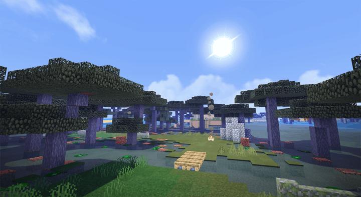 Minecraft Dungeons YK