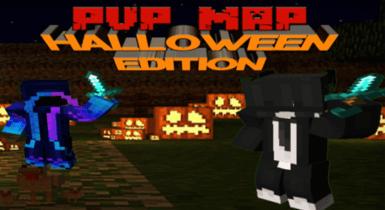 Halloween Edition [PvP Map] | Minecraft PE Maps