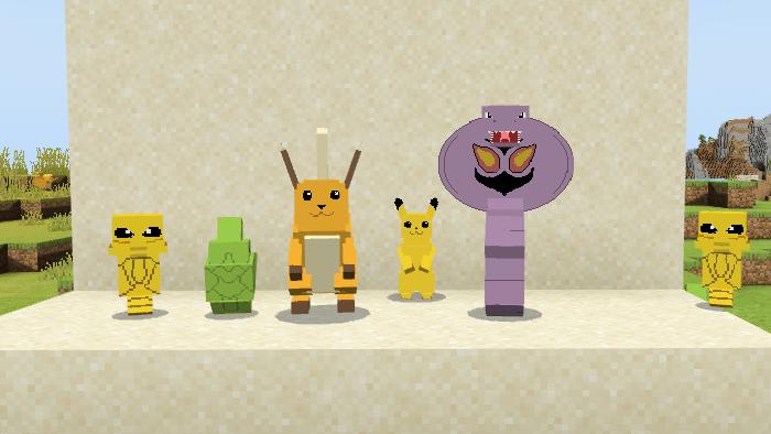 SERP Pokémon Addon