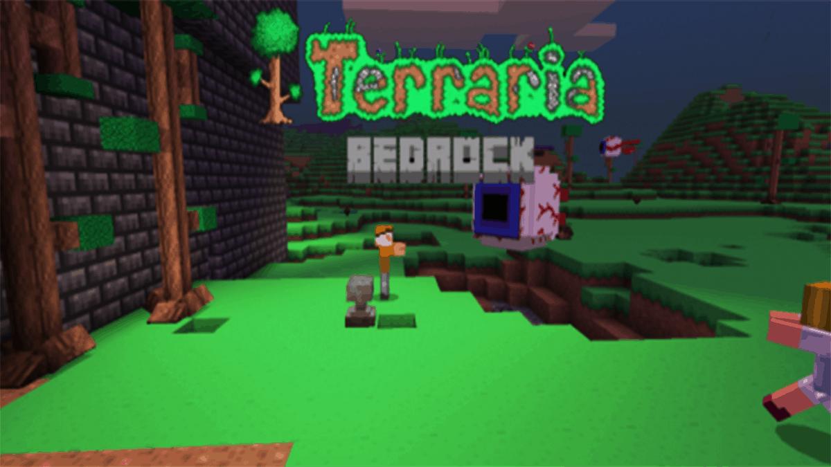Terraria Bedrock Addon