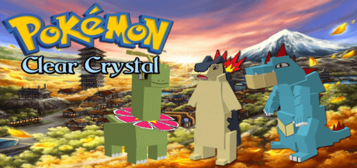 Pokemon Clear Crystal