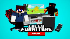 Loled Furniture Addon Season 2 | Functional Furniture