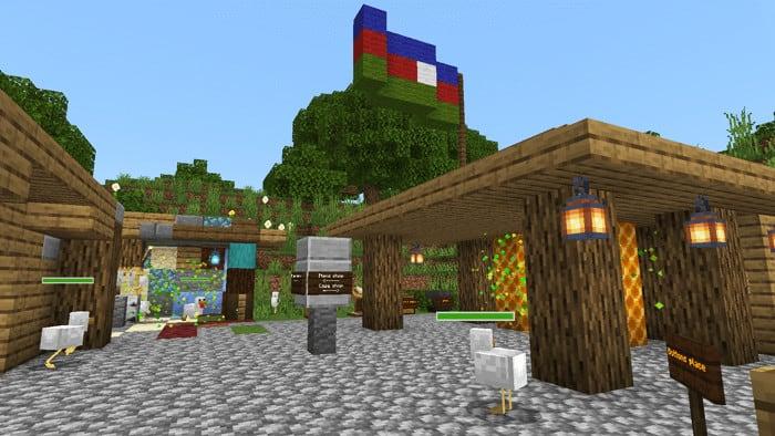 Dungeons Minecraft RPG