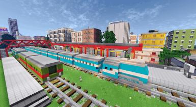 Banglamine City   Minecraft PE Maps