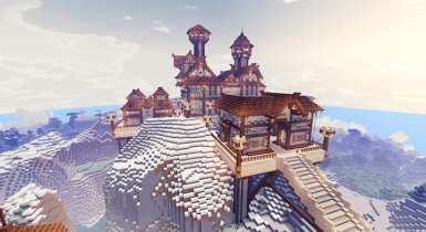Lakewell Kingdom | Minecraft PE Maps