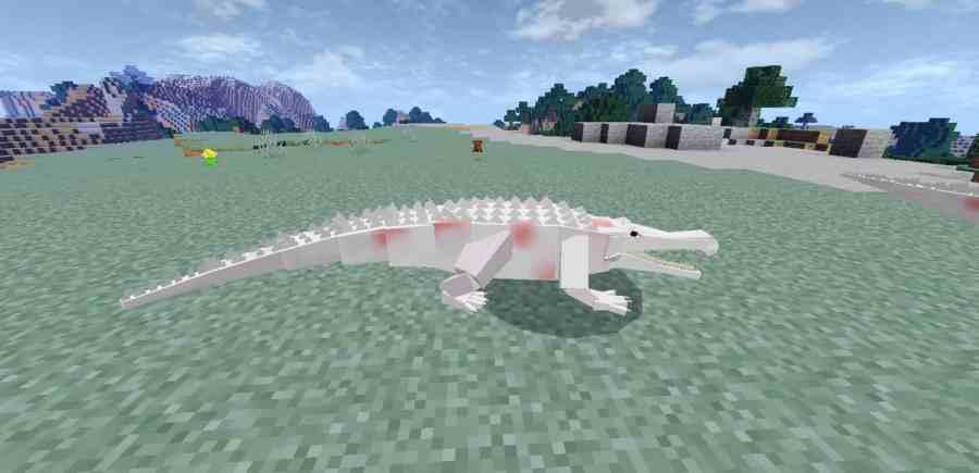 Minecraft hollow earth addon