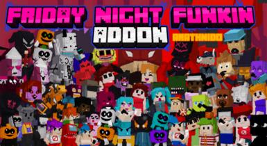 Friday Night Funkin Add-on   Minecraft PE Addons