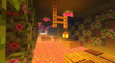 Train Rush   Minecraft PE Maps