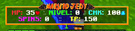 Naruto Jedy addon