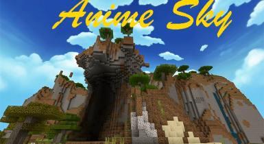Anime Sky | Minecraft texture packs