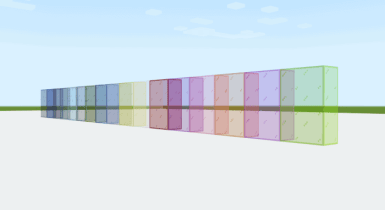 Connected Glass Addon for Minecraft