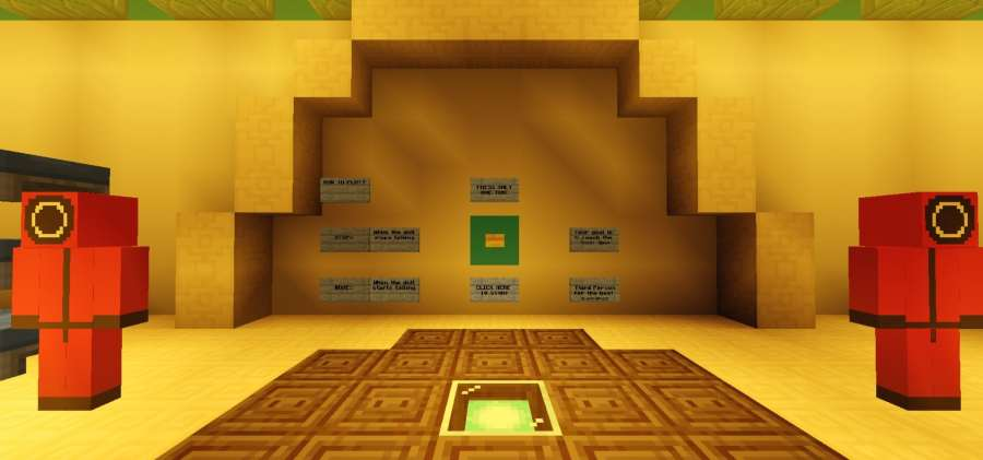 Squid Game Map