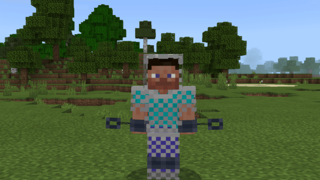Download and install minecraft forge. 3D Armor Details Texture Pack   Minecraft PE Texture Packs