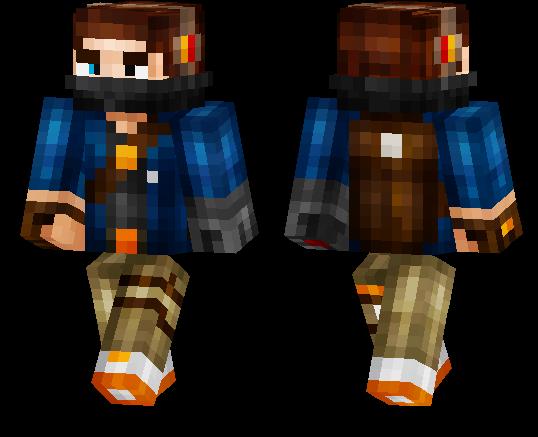 Minecraft PE Skins MCPE DL Page 2