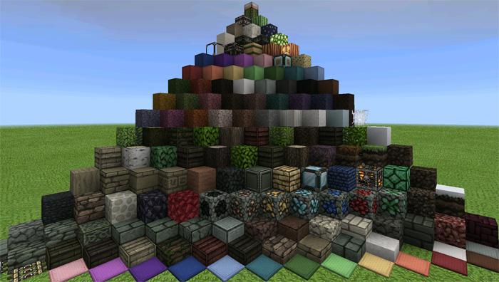 Dokucraft Dark 3232 Minecraft PE Texture Packs