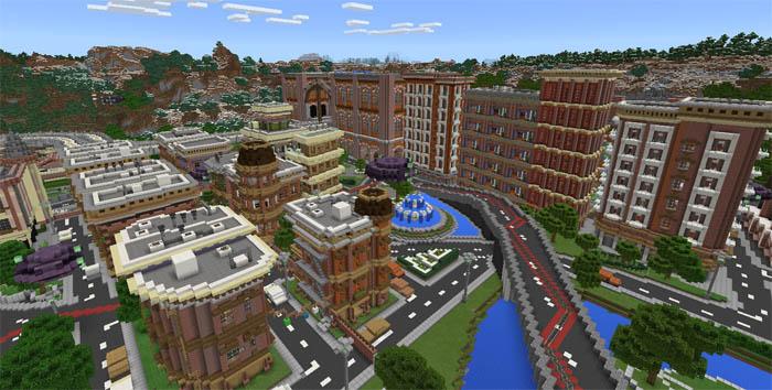 Alien Invasion Adventure Modded Add On Minecraft