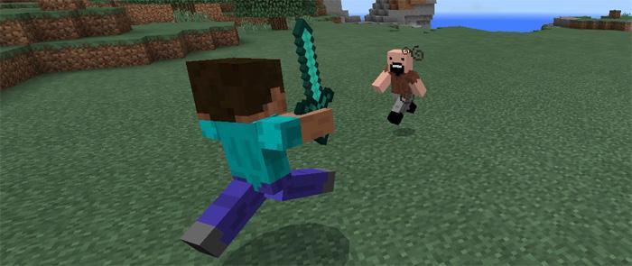 Herobrine And Notch Addon Minecraft PE Mods Amp Addons