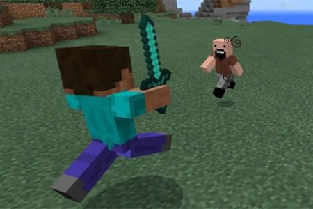 Minecraft Spielen Deutsch Minecraft Herobrine Bild - Minecraft herobrine spielen