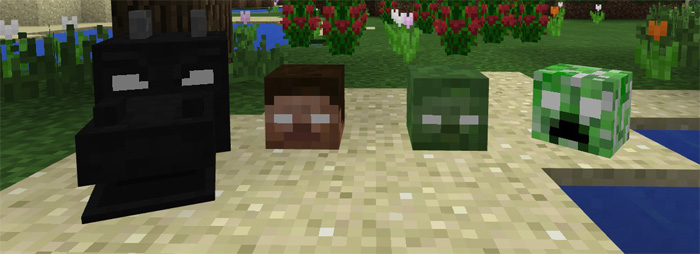 Herobrines Everywhere Addon Minecraft PE Mods Amp Addons