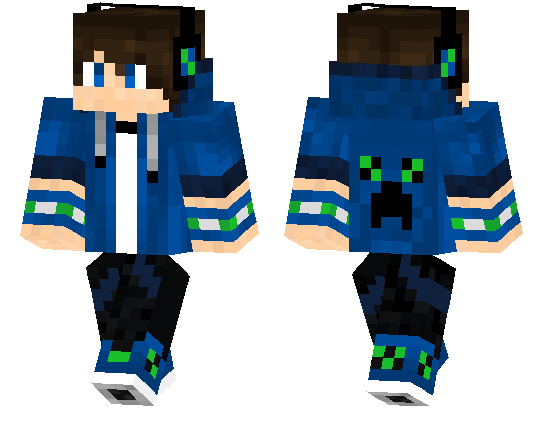 YouTuber Skins MCPE DL Page 2