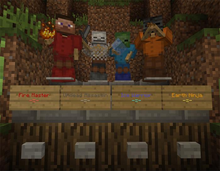 Mapa SG CraftBros (Minigame) Para Minecraft PE