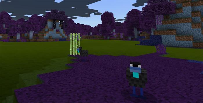 Pacote Invertido de Textura Paranorma Para Minecraft PE