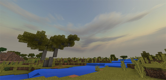 Texture Packs Cubemap realista Para Minecraft PE