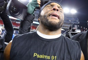 The Embarassing Supreme Cult of Ray Lewis