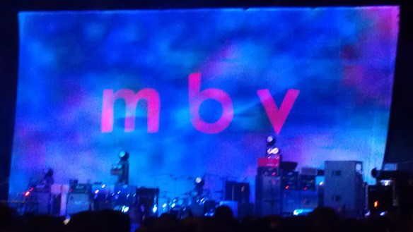 My Bloody Valentine Play New York's Hammerstein Ballroom