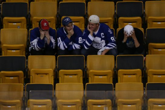 The Existential Play of the Toronto Maple Leafs