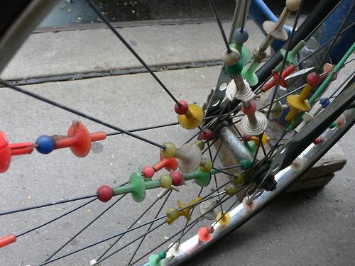 Spoke beads