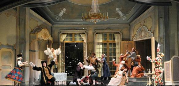 Le Nozze di Figaro - Instead of Christmas