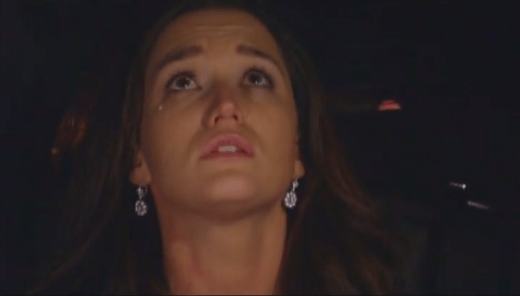 Jade cries