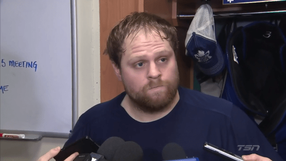 Phil Kessel Rules: Put Sports Writers on Waivers