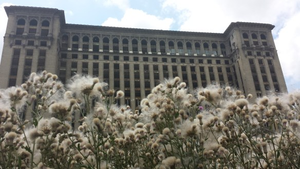 Michigan Central Train Station, Detroit