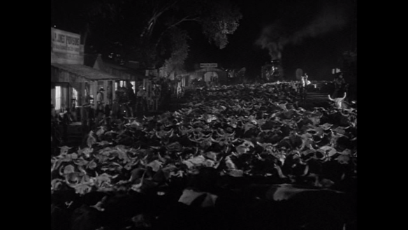 "The Cattle Drive in Howard Hawks' ""Red River"""