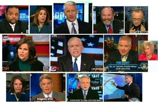 The Trump-Clinton Reality TV Mini-Series