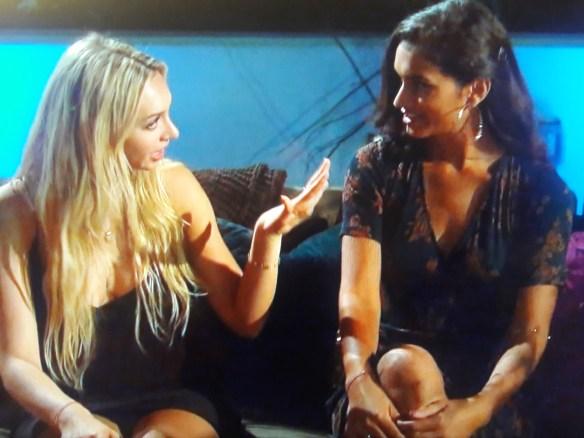 Bachelor Anti-logue: Corinne vs. Taylor
