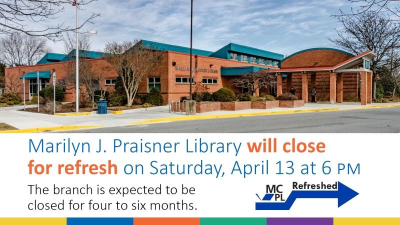 The Marilyn Praisner Branch Library