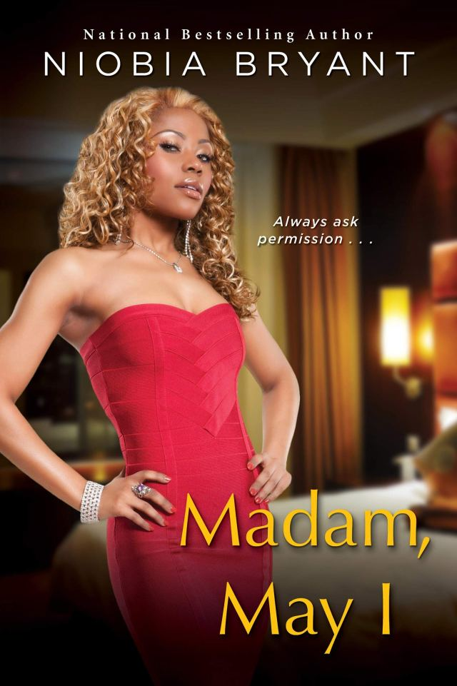 Book cover for Madam, May I by Niobia Bryant