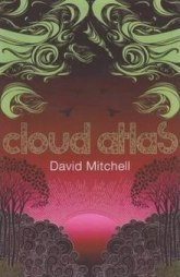 Cover of David Mitchell's book Cloud Atlas